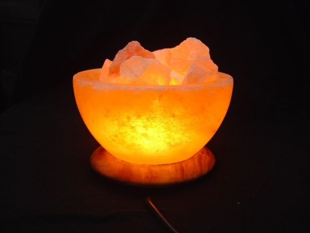 Himalaya Salt Dream: Lampade di sale dell'Himalaya